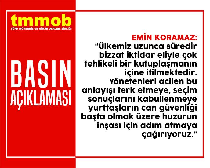 TMMOB_KilicdarogluSaldiri